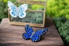 Broszka Mistise Motyle